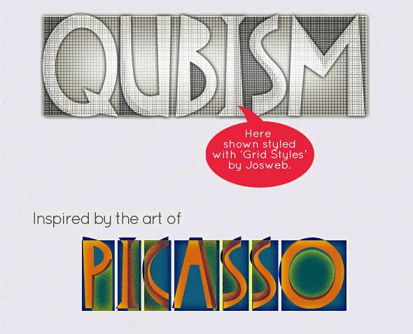 Fuente Qubism (Picasso)