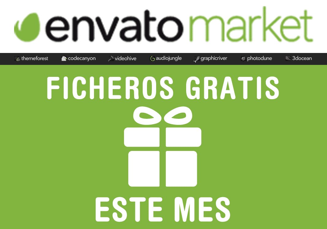 Descargas gratis de Envato - Download
