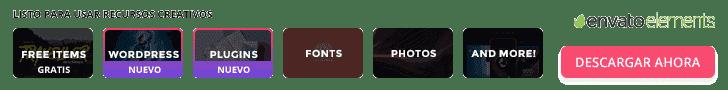 Cyber Monday - Descargar diseños Envato